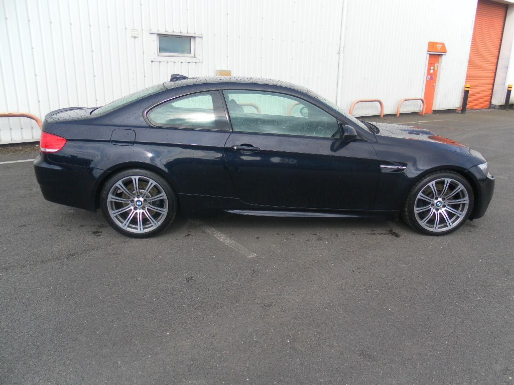 2008 BMW M3 £17,995