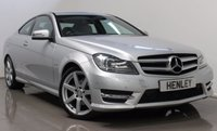 USED 2011 11 MERCEDES-BENZ C CLASS 2.1 C250 CDI BLUEEFFICIENCY AMG SPORT 2d AUTO 204 BHP