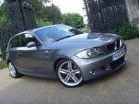 2009 BMW 1 SERIES 2.0 123D M SPORT 3d 202 BHP £9499.00