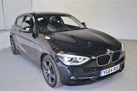 USED 2014 64 BMW 1 SERIES 2.0 116D SPORT 3d AUTO 114 BHP