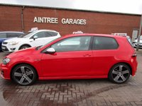 USED 2015 15 VOLKSWAGEN GOLF 2.0 R 3d 298 BHP 1 OWNER CAT D TOTAL LOSS