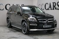 USED 2015 15 MERCEDES-BENZ GL CLASS 5.5 GL63 AMG 5d AUTO 550 BHP BIG SPEC 7 SEATS ONE OWNER