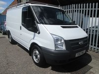 2014 FORD TRANSIT 260 SWB Low roof 2.2 TDCi 100 PS *ONE OWNER*16000 MILES* £8995.00