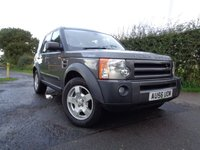 USED 2006 56 LAND ROVER DISCOVERY 3 2.7 Tdv6 S 5d AUTO 188 BHP