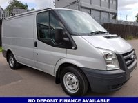 USED 2010 10 FORD TRANSIT 2.2 260 LR 1d 85 BHP HISTORY-3 SEATS-PLY LINING