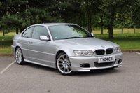 USED 2004 BMW 3 SERIES 2.5 325CI SPORT Auto 2d 190 BHP