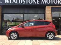 USED 2014 14 NISSAN NOTE 1.2 TEKNA DIG-S 5d AUTO 98 BHP