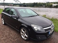 USED 2006 06 VAUXHALL ASTRA 1.9 SRI PLUS CDTI 8V 5d 120 BHP ** EXCELLENT MPG **