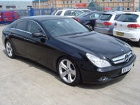 USED 2008 58 MERCEDES-BENZ CLS CLASS 3.0 CLS320 CDI 4d AUTO 222 BHP MOT SERVICE WARRANTY FINANCE
