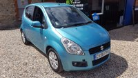 USED 2008 58 SUZUKI SPLASH 1.2 GLS PLUS 5d 74 BHP