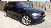 USED 2011 11 BMW 1 SERIES 2.0 116D SPORT 5dr £30/year road tax