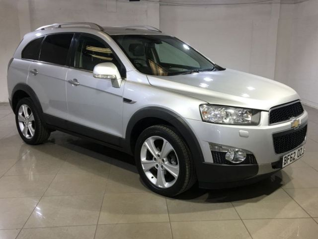 View our 2012 62 CHEVROLET CAPTIVA 2.2 LTZ VCDI 5d AUTO 184 BHP