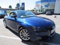 USED 2012 62 AUDI TT 2.0 TFSI SPORT 2d 208 BHP