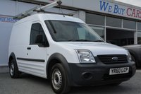USED 2010 60 FORD TRANSIT CONNECT 1.8 T230 HR 1d 90 BHP **ONE OWNER FROM NEW**