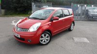 USED 2008 57 NISSAN NOTE 1.6 ACENTA R 5d AUTO 109 BHP COMING SOON!