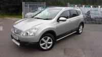 USED 2008 58 NISSAN QASHQAI+2 2.0 TEKNA PLUS 2 DCI 5d 148 BHP Call for Finance Options - 01752 406101