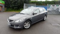 USED 2008 08 MAZDA 6 2.0 D TS 5d 140 BHP Cruise Control