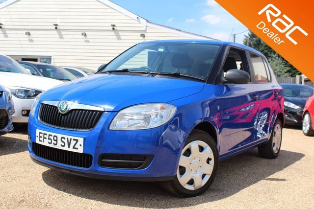 View our 2010 59 SKODA FABIA 1.4 LEVEL 1 TDI 5d 79 BHP
