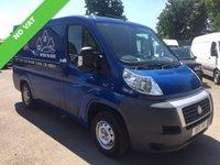 USED 2011 11 FIAT DUCATO 2.2 30SWB 100 MULTIJET - Valet Van, NO VAT NO VAT, Ready Made Valet Business, Low Mileage