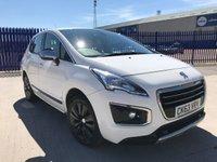 2013 PEUGEOT 3008 1.6 E-HDI ACTIVE 5d AUTO 115 BHP £8500.00