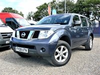 USED 2009 09 NISSAN PATHFINDER 2.5 TREK DCI 5d 169 BHP ++++ FINANCE AVAILABLE++++