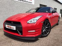 USED 2016 NISSAN GT-R 3.8 V6 2d AUTO 550 BHP