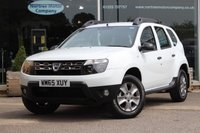 USED 2016 65 DACIA DUSTER 1.5 AMBIANCE DCI 5d 109 BHP