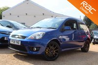 USED 2008 08 FORD FIESTA 2.0 ST 16V 3d 148 BHP sony stereo, 6 months warranty