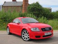 USED 2005 AUDI TT 3.2 V6 QUATTRO 3d 247 BHP LOW MILEAGE, LOADS OF HISTORY