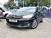 USED 2011 61 CITROEN C4 1.6 VTR PLUS HDI 5d  ++ 6 CITROEN MAIN DEALER SERVICE STAMPS ++