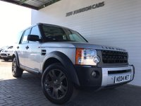 2008 LAND ROVER DISCOVERY}