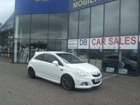 USED 2011 61 VAUXHALL CORSA 1.6 VXR NURBURGRING EDITION 3d 202 BHP £0 DEPOSIT, LOW RATE FINANCE ANYONE, DRIVE AWAY TODAY!!