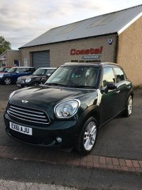 2011 MINI COUNTRYMAN 1.6 COOPER 5d 122 BHP £7595.00