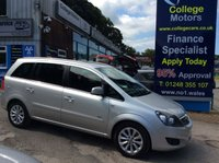 USED 2014 14 VAUXHALL ZAFIRA 1.7 DESIGN NAV CDTI ECOFLEX 5d 108 BHP, only 32000 miles *****FINANCE AVAILABLE APPLY ONLINE******