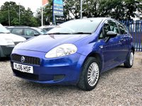USED 2006 06 FIAT GRANDE PUNTO 1.2 ACTIVE 8V 3d ++++ FINANCE AVAILABLE++++