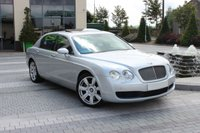 USED 2006 56 BENTLEY FLYING SPUR 6.0 FLYING SPUR 5 SEATS 4d AUTO 550 BHP FSH - 74K - REAR DVD - SUPERB