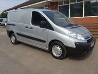 USED 2014 14 CITROEN DISPATCH 1.6 1000 L1H1 ENTERPRISE HDI, 90 BHP, AIR CONDITIONING, SATNAV, 1 COMPANY OWNER
