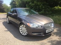 USED 2008 08 JAGUAR XF 2.7 PREMIUM LUXURY V6 4d AUTO 204 BHP PLEASE CALL TO VIEW
