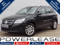 USED 2010 60 VOLKSWAGEN TIGUAN 2.0 MATCH TDI BLUEMOTION TECHNOLOGY 5d 138 BHP DAB F+R SENSORS BLUEOOTH A/C