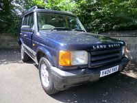 USED 2001 LAND ROVER DISCOVERY 2.5 Td5 2.5 TD5 S 5d 136 BHP
