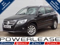 USED 2010 10 VOLKSWAGEN TIGUAN 2.0 SE TDI BLUEMOTION TECHNOLOGY 5d 140 BHP AIR CONDITIONING FULL HISTORY