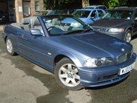 USED 2003 03 BMW 3 SERIES 2.0 318CI 2d 141 BHP GREAT SERVICE HISTORY+NEW MOT