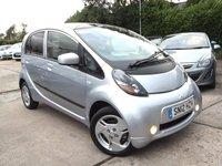 2012 MITSUBISHI I-MIEV 0.0 I-MIEV 5d AUTO 65 BHP £5995.00