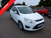 USED 2014 14 FORD C-MAX 1.6 ZETEC (2014)  THIS VEHICLE IS AT SITE 1 - TO VIEW CALL US ON 01903 892 224