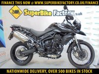 USED 2012 12 TRIUMPH TIGER 800 XC ABS  GOOD & BAD CREDIT ACCEPTED, OVER 500+ BIKES