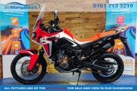 USED 2017 17 HONDA CRF1000L AFRICA TWIN CRF 1000 A-H - 1 Owner bike