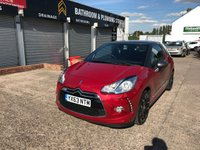 USED 2013 63 CITROEN DS3 1.6 DSTYLE PLUS 3d 120 BHP Bluetooth Interface-Parking Aid - Rear-Alloy Wheels
