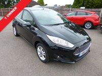 USED 2015 15 FORD FIESTA  1.0 ZETEC ECOBOOST (100PS) AUTOMATIC NEW SHAPE (2015) THIS VEHICLE IS AT SITE 1 - TO VIEW CALL US ON 01903 892 224