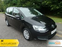 USED 2010 60 VOLKSWAGEN SHARAN 1.4 S TSI 5d 152 BHP FANTASTIC 1.4 TSi PETROL MODEL OF THE SUPERB VW SHARAN WITH SEVEN SEATS, SLIDING DOORS, CLIMATE CONTROL, AND SERVICE HISTORY