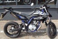 USED 2014 14 YAMAHA WR 124cc WR 125 X  The best 125cc Supermoto on the Market